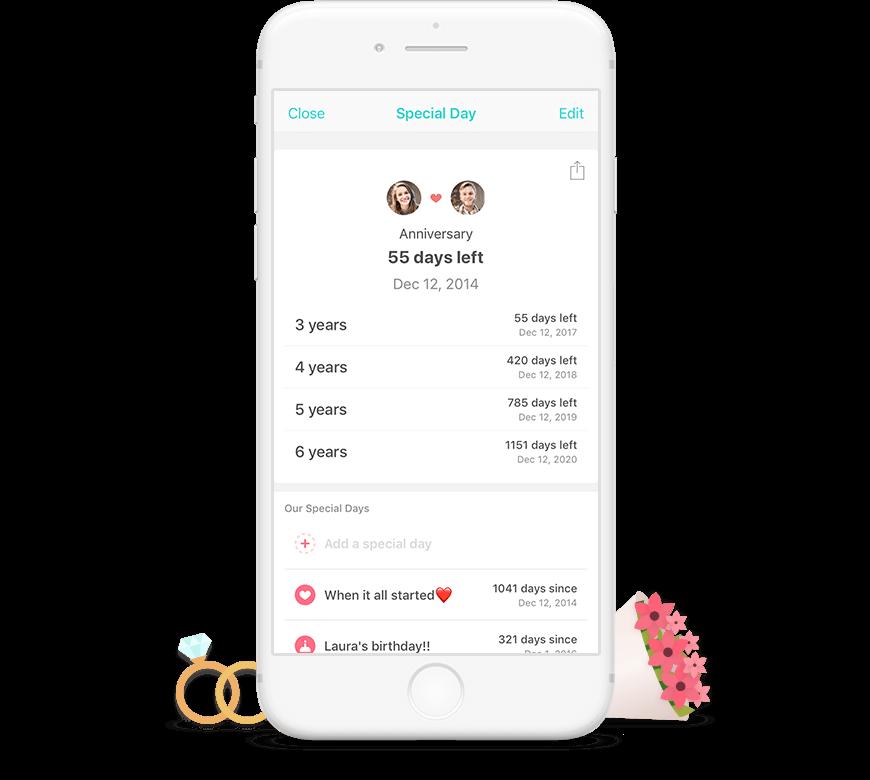 Between - Best App for Couples